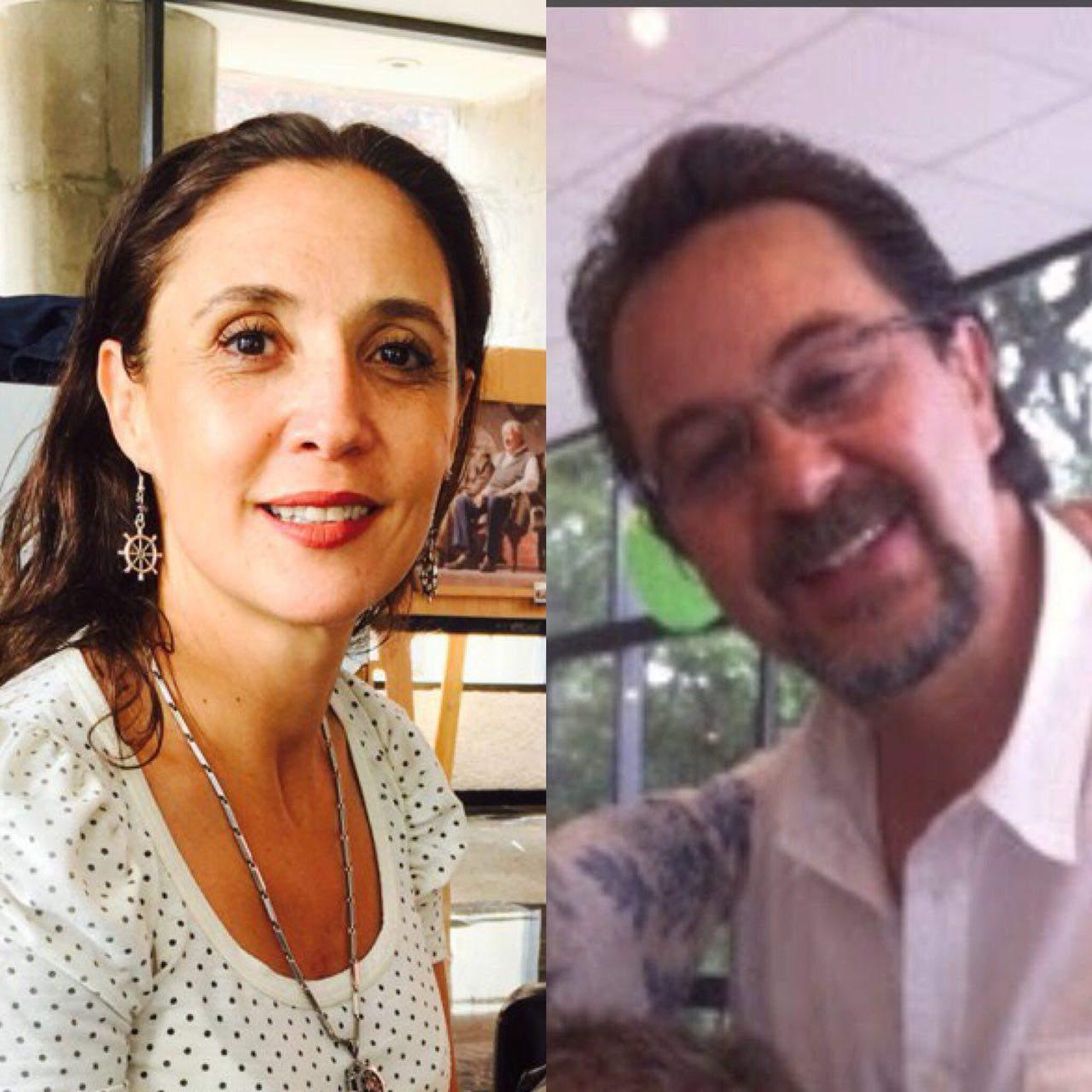 Accidente De Actores De Televisa >> Fallecen Maru Dueñas y Claudio Reyes en accidente